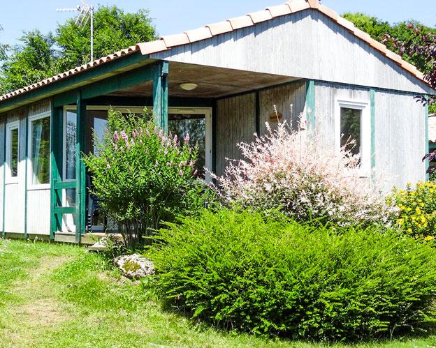 location chalet 28m² puy-du-fou